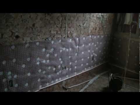comment reparer mur humide la r ponse est sur. Black Bedroom Furniture Sets. Home Design Ideas