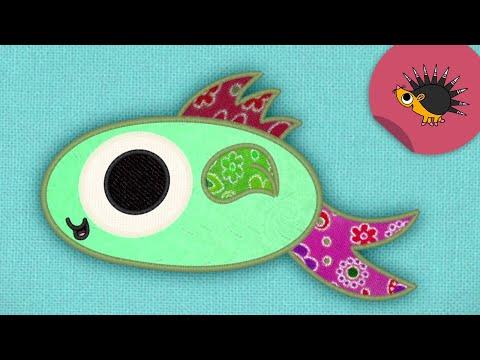 Der Fisch hat ein Problem | Trickfilm | Schmusedecke | Ich kenne ein Tier | SWR Kindernetz