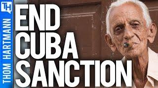 Economists Proves Sanctions Don't Work (w/ Richard Wolff)