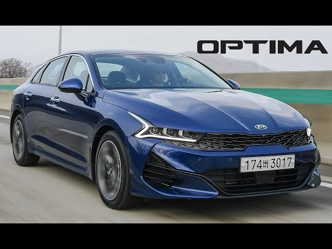 2021 Kia Optima (K5) Highlights and Features
