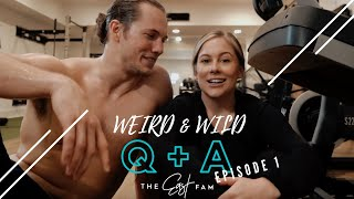weird and wild q+a | the east fam