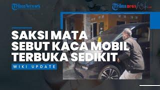 Sempat Lihat Alphard Terparkir Mundur, Saksi Mata Kasus Subang Sebut Kaca Mobil Terbuka Sedikit