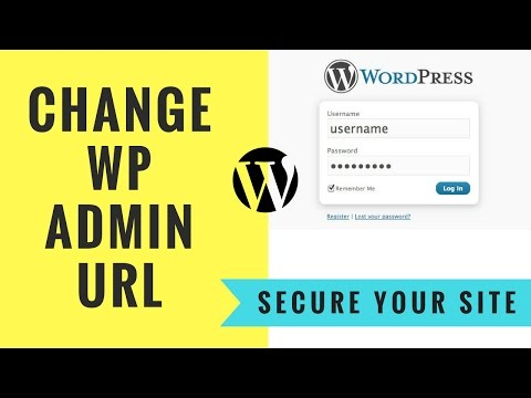 How To Hide WordPress Admin Page URL | Make A Custom WP Login Plugin Mp3
