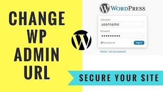 How to Hide WordPress Admin Page URL | Make a Custom WP Login Plugin