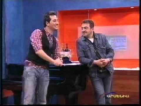 Dalita in ARMENIA TV Bari gisher hayer