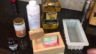 Soap Making DIY - Cold Process