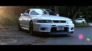 Andy's R33 Nissan Skyline GTR vspec