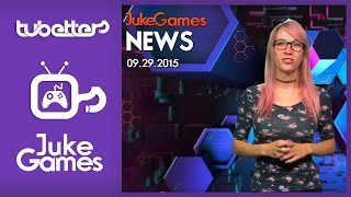 Jukegames News  English 09/29/2015