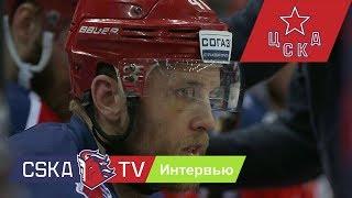 Михаил Пашнин, Грег Скотт и Алексей Марченко после победы над СКА