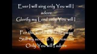 Adonai by Hillsong with Lyrics