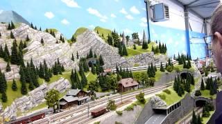 preview picture of video 'MBT Viernheim - Bergstrecke enträtselt'