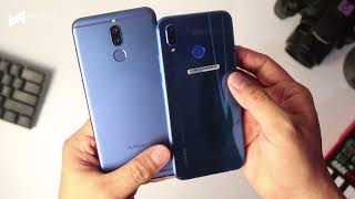 Huawei P20 Lite Unboxing and First Impressions