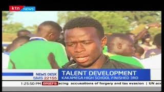 Talent Development: Kakamega High School has a star studded squad