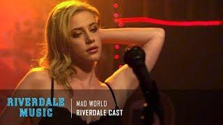 Riverdale Cast   Mad World | Riverdale 2x08 Music [HD]