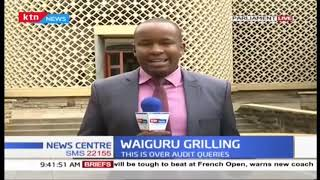 Governor Waiguru to appear before CPAIC for audit grilling