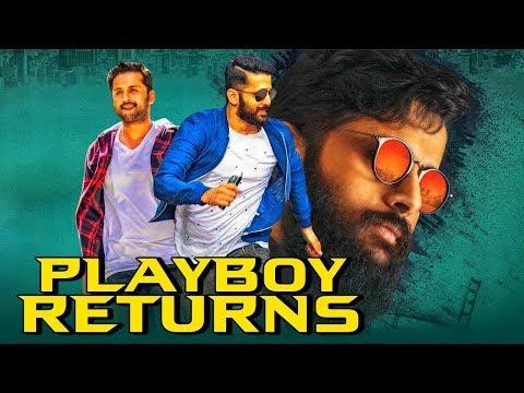 Playboy Returns (2019) Telugu Hindi Dubbed Full Movie   Nithin, Nithya Menen