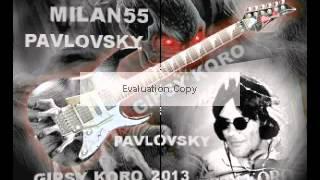 GIPSY KORO SLADAK MILAN54/55/57PAVLOVSKY