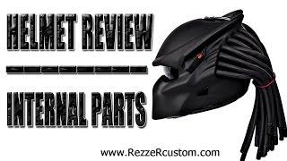 Helmet Predator Wolf / review from RezzeR
