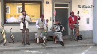 Video Motovidlo Praha: Uherský tanec č.5 / Ungarische Tanze (Johannes