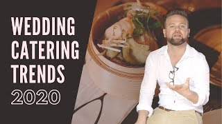 Wedding Catering Trends for 2020 with Johnny Hamman | Pink Book Weddings