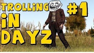 DayZ Bug Troll 1#
