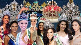 Philippines Winning Streak in Big 4 Pageants 2013 - 2018
