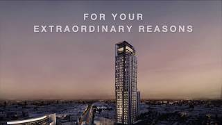 New Luxury High-Rise Just Completed Next to BTS at Ratchayothin, Chatuchak - Studio Units