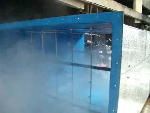 Central Air Washer Fogging System