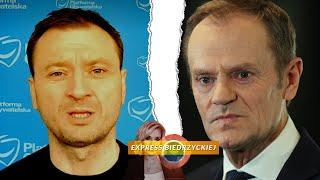 Sławomir Nitras MOCNO o Tusku i PiS! PIENIĄDZE z OFE w tle!