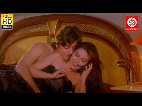 Romantic Scenes On Bed - Daag The Fire   Sanjay Dutt, Chandrachur, Mahima Chaudhry   Action Movie