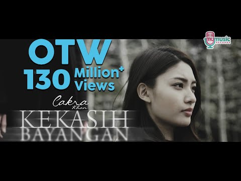 Cakra Khan - Kekasih Bayangan (Official Music Video + Lyrics)