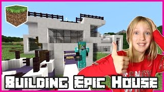 Building Epic House  Minecraft