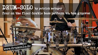 Drumsolo: Four On The Floor