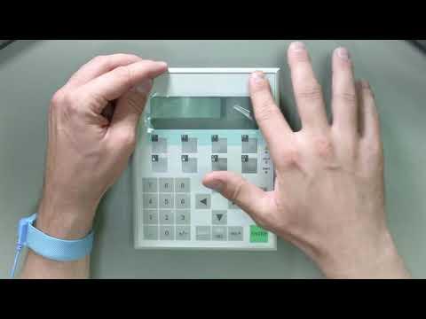 Siemens OP7 repair process by JC-Electronics