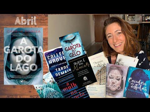 Charlie Donlea - A Garota do lago - Projeto novo autor