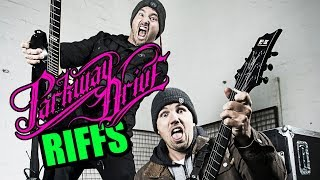 Top 10 Parkway Drive Riffs That Will Make You Love Drop B Metal Guitar Tuning