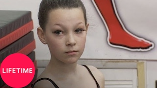 Dance Moms: Abby Makes Cheryl Cry When She Insults Fallon (S4, E11) | Lifetime