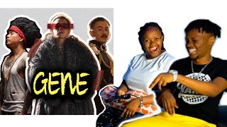 TOULIVER x BINZ - GENE M/V | AFRICAN REACTION VIDEO