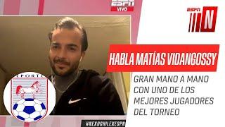 ¡Imperdible! La entrevista con Matías #Vidagnossy: ''Me siento un guerrero''