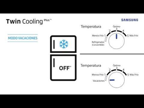 Refrigerador Samsung Twin Cooling No Frost 318 Litros