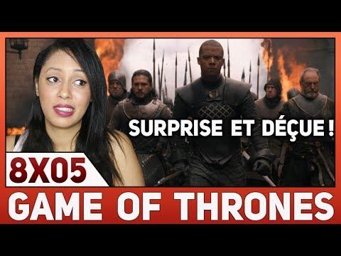 Game Of Thrones : Saison 8 Episode 5 / Review & Théories