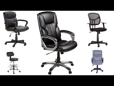 Top 5 Best Home Office Desk Chairs Reviews
