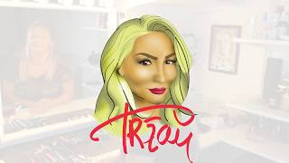 Goca Trzan - Makeup Tutorial No1. (Official Vlog)