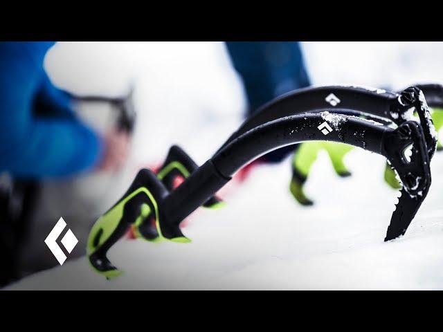 Видео Ледовый инструмент Black Diamond Reactor