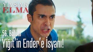 Yiğit'in Ender'e isyanı - Yasak Elma 56. Bölüm