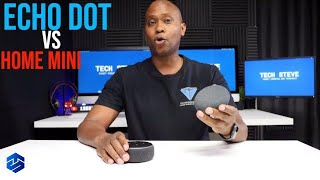 Amazon Echo Dot 3 VS Google Home Mini 🔊