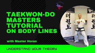 Body lines of Tkd
