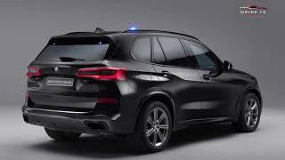 DRIVE TV   SUV bọc thép cực sang chảnh BMW X5 Protection VR6