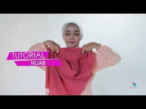 Video Tutorial Hijab Instan Amira