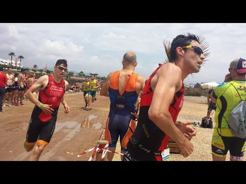 Test-46:  Campeonato España de Triatlón Relevos y SuperSprint por Clubes Mar de Pulpí. TeamClaveria Files 06/18